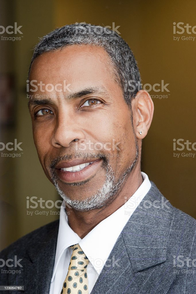 Business man stock photo