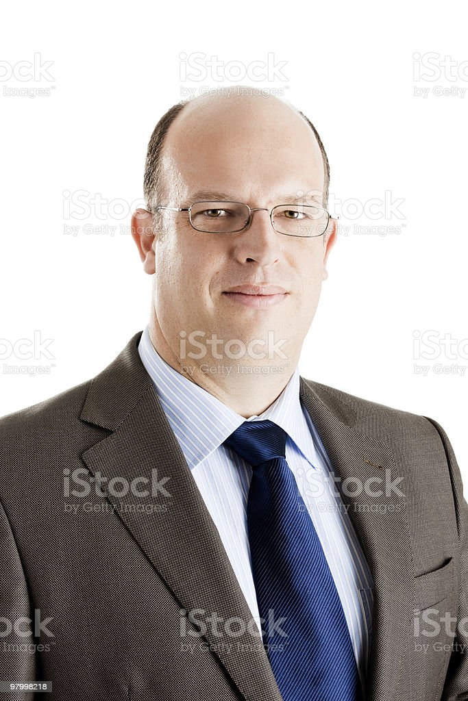 Business man royalty free stockfoto