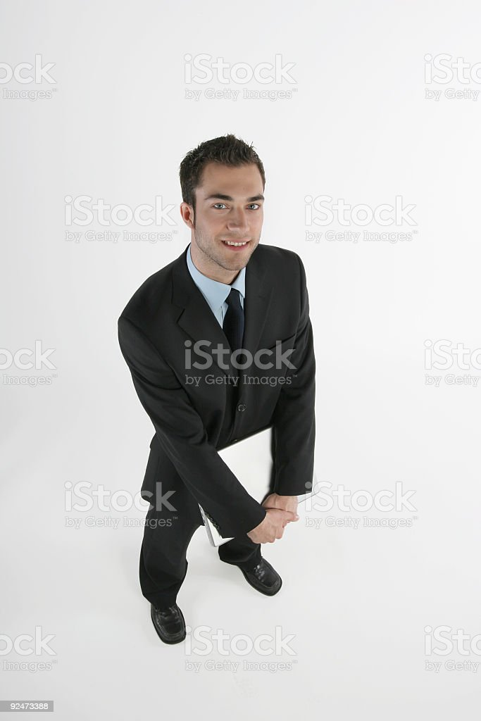Business man Series royalty-free stock photo