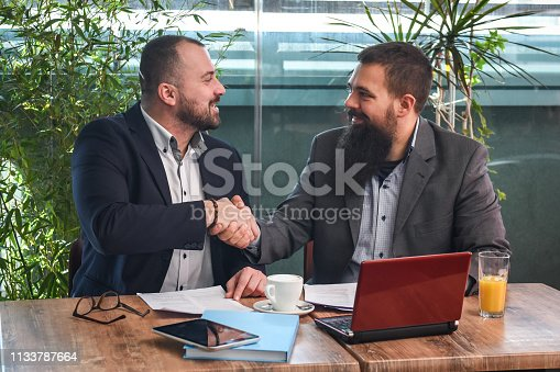 501040002istockphoto Business man signing a contract 1133787664