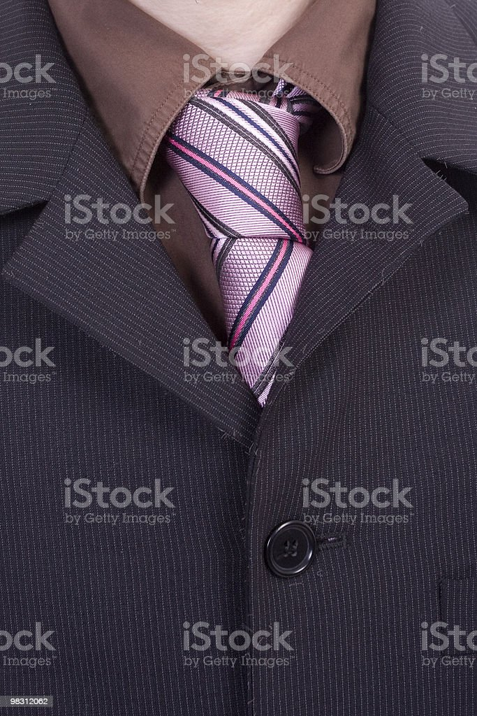 business man Suit royalty-free stock photo