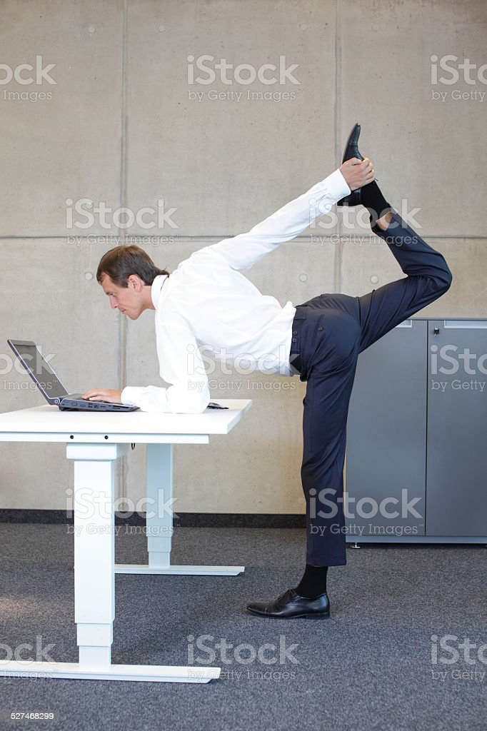 Business man v3.0 stock photo