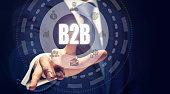 istock Business Marketing Concept 824013492