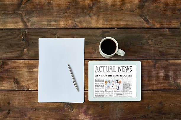 business-media - schwarzer kaffee net stock-fotos und bilder