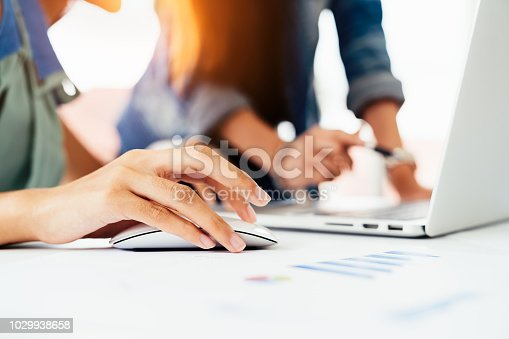 istock Business meeting concepts 1029938658