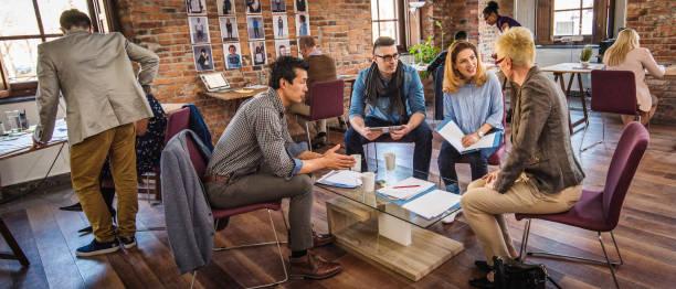Business-meeting – Foto