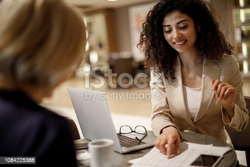 istock Business meeting 1084225388