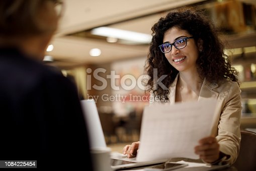istock Business meeting 1084225454