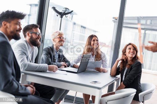 922512798 istock photo Business meeting 1125922018