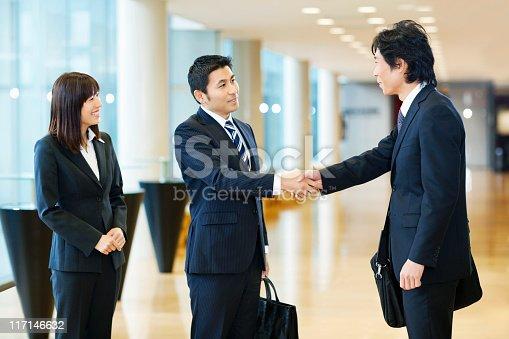istock Business Meeting 117146632