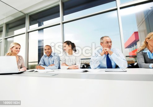 669854210 istock photo Business meeting. 169951634