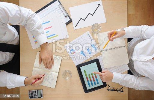 istock Business meeting 184873199