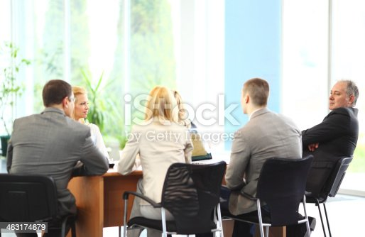 557608497istockphoto Business meeting. 463174679