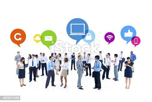 istock Business Meeting 492631539