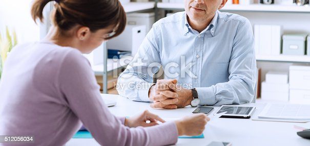 istock Business meeting 512056034