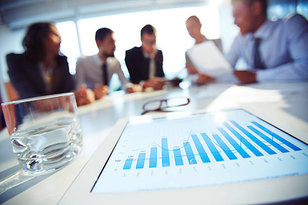 business meeting - business finance and industry stock pictures, royalty-free photos & images