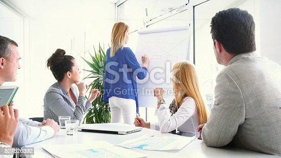 istock Business meeting. 527526392
