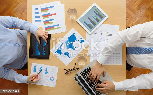 istock Business meeting 539279949