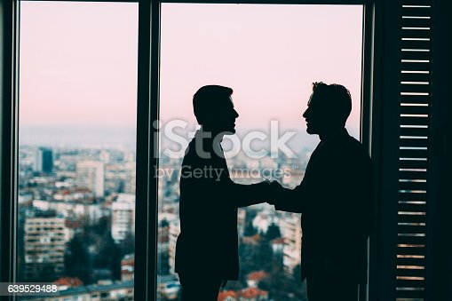 istock Business Meeting 639529488