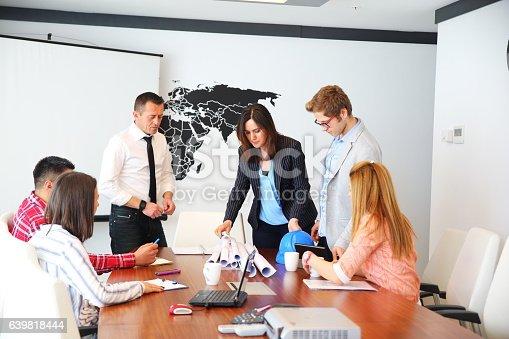 istock Business meeting 639818444