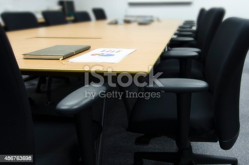 istock Business meeting room 486763698