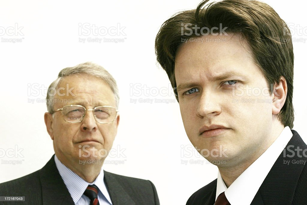 Business Men royalty-free stock photo