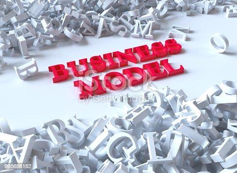 Business Model alphabet