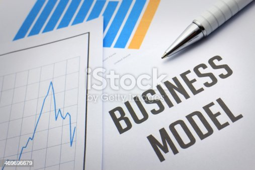 Documents as part of a Business Model plan