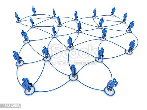 istock Business Network 183313556