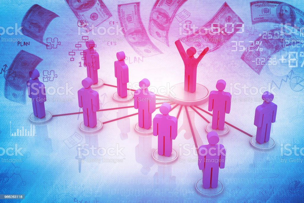 business networking concept – zdjęcie