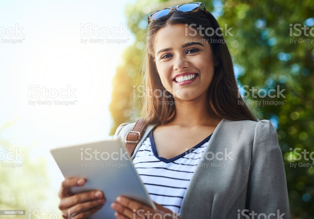 Business never stops, and neither do I royalty-free stock photo