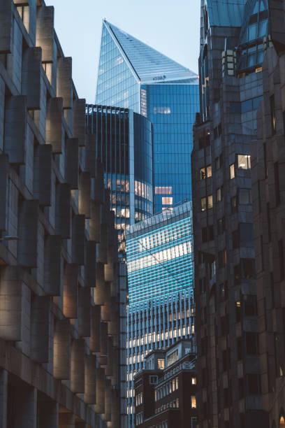 Bürogebäude in London, England – Foto