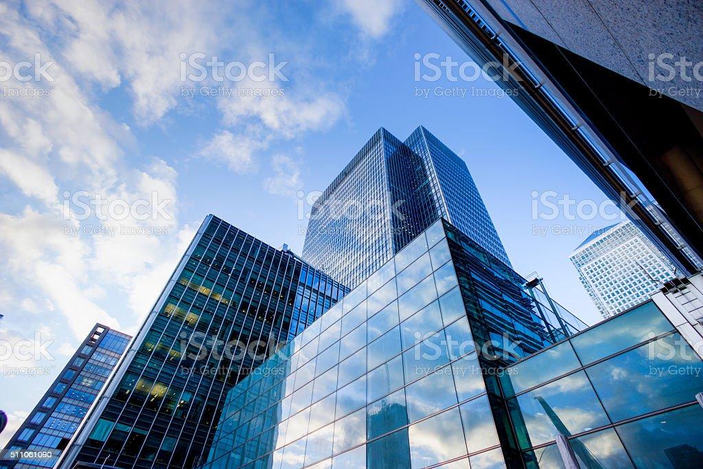Business-Zentrale in London, England – Foto