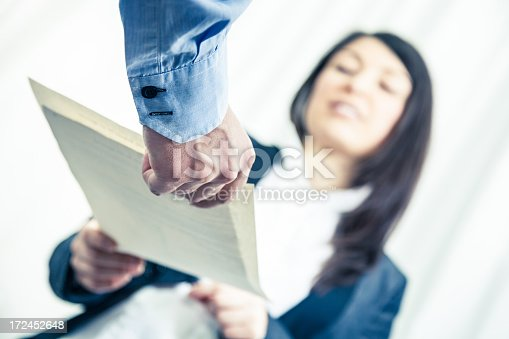 155279487 istock photo Business office teamwork 172452648