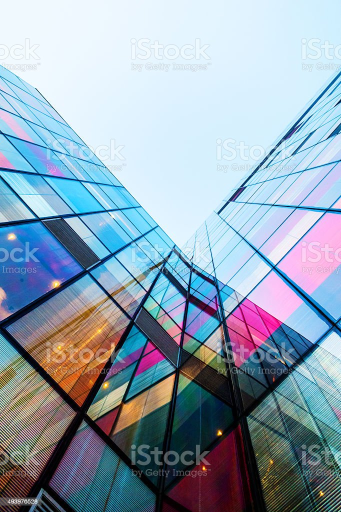 Business Office,Corporate building stock photo