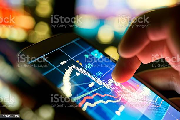 Business On The Go Stock Photo - Download Image Now