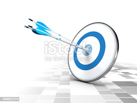 istock Business or Corporate Strategy Concept 469652019