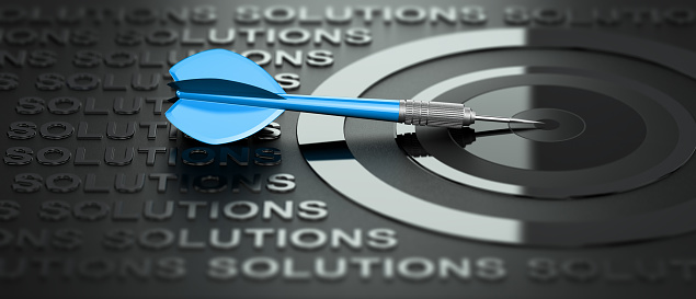 istock Business or Marketing Consulting, Creative Solutions 657384852
