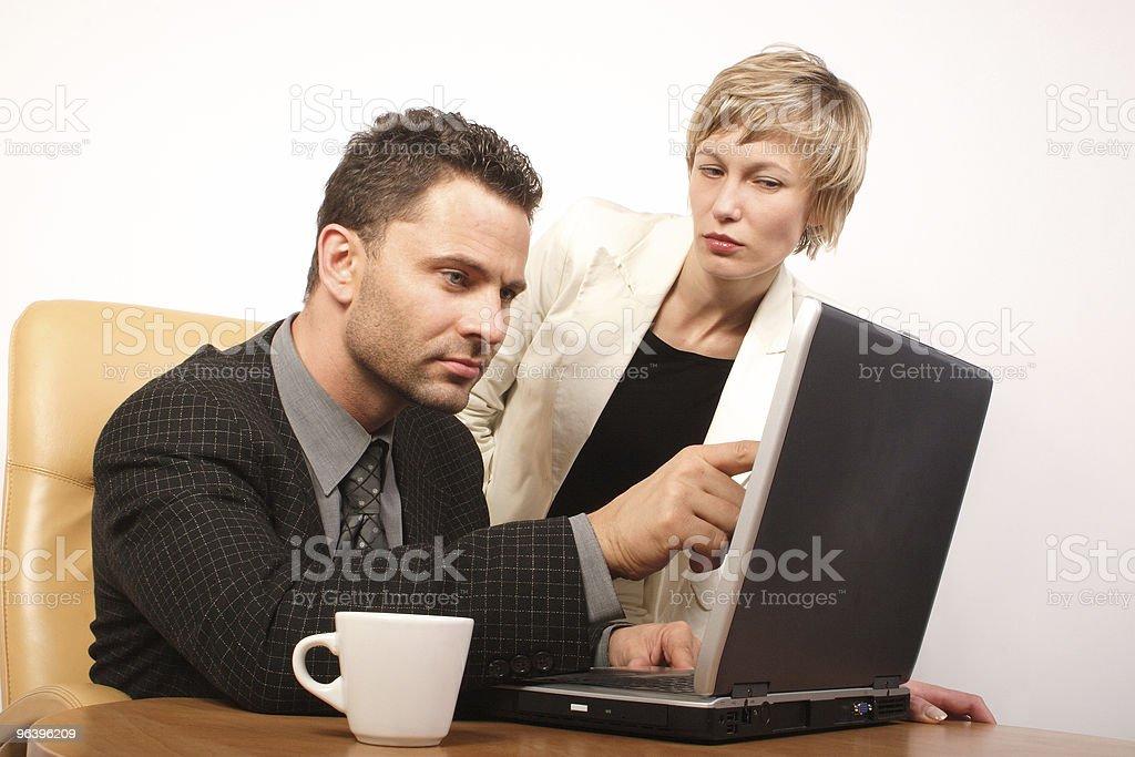 ビジネスパートナー 2 - インターネットのロイヤリティフリーストックフォト