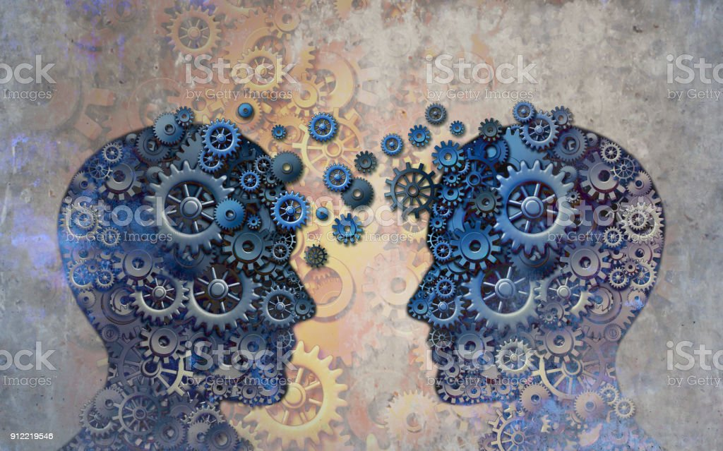 Business Partnership Communication stock photo