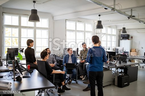 1150572092istockphoto Business people are planning strategy 1212006374