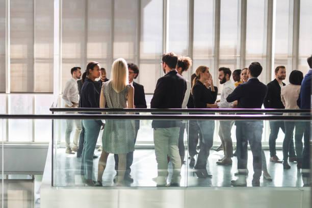 Geschäftsleute bei der Arbeit – Foto