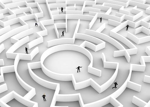 迷路|ケンズビジネス|職場問題の解決サイト