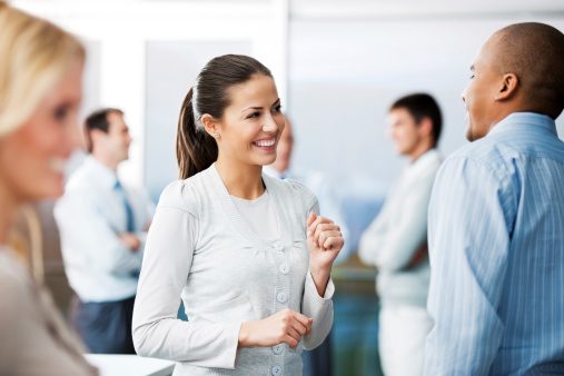 514325215 istock photo Business people discussing. 184985189