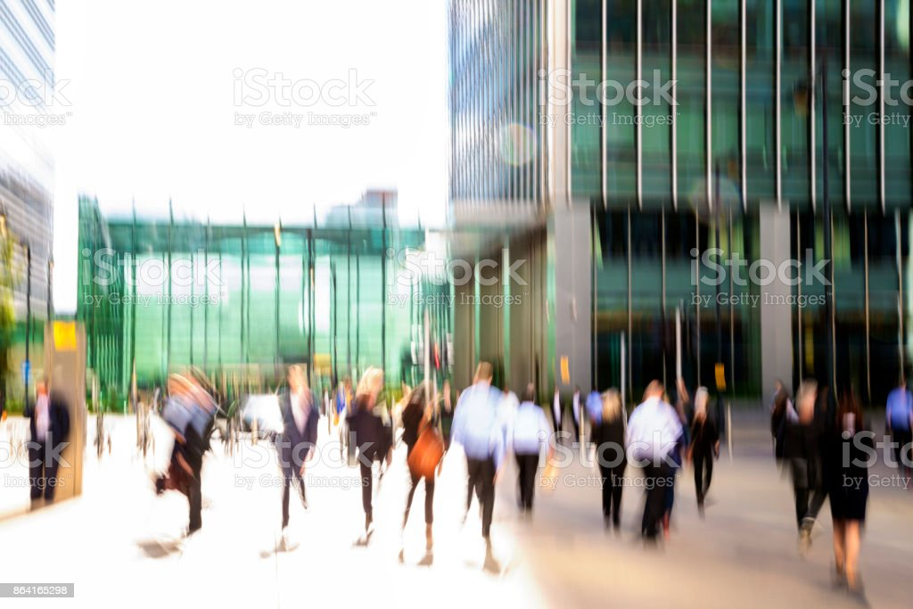 Business People in London royalty-free stock photo
