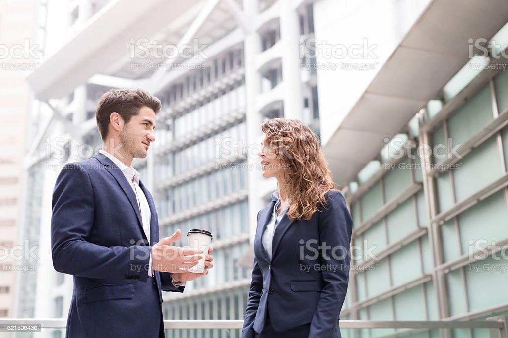 Geschäftsleute Treffen  Lizenzfreies stock-foto
