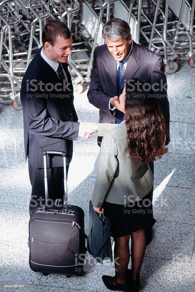 Business people meeting 免版稅 stock photo