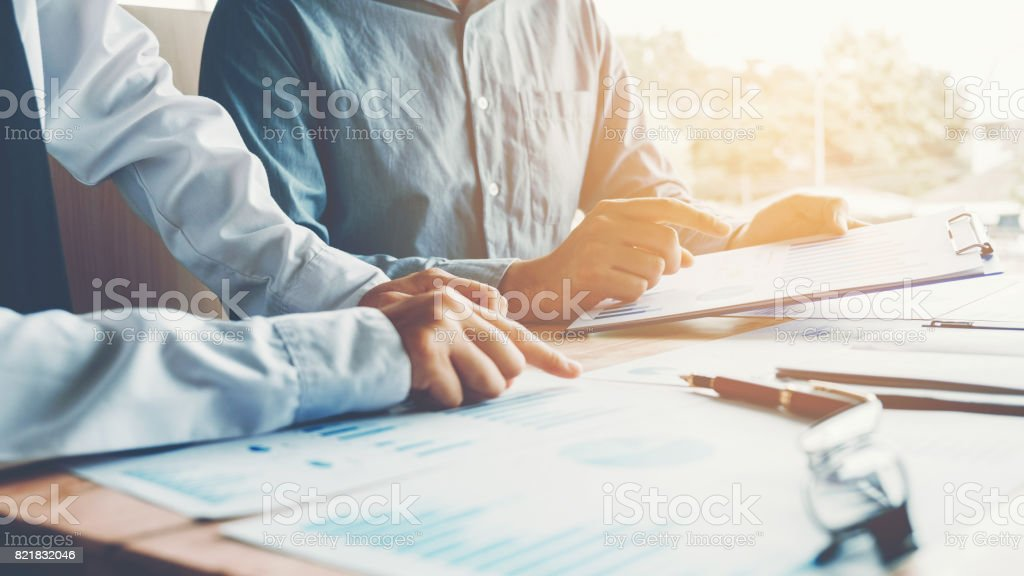 Business People meeting Planning Strategy Analysis Concept Business People meeting Planning Strategy Analysis Concept Accountancy Stock Photo