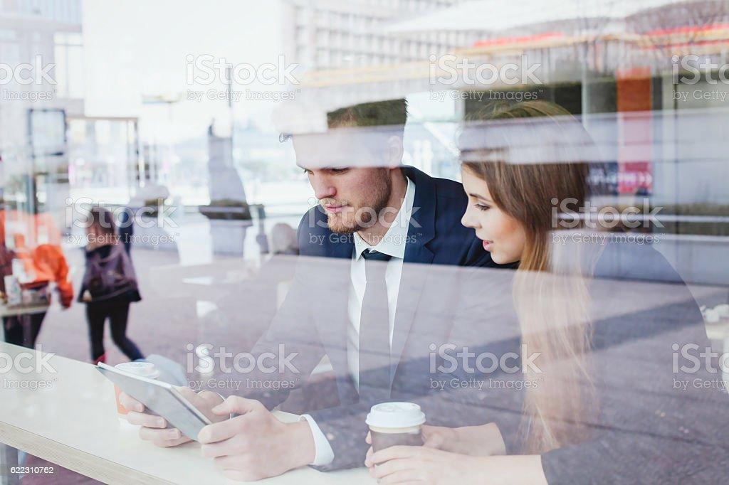 business Personen  Lizenzfreies stock-foto