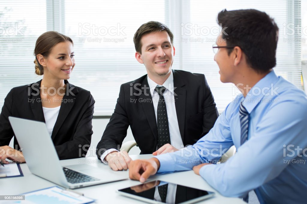 Business Personen – Foto